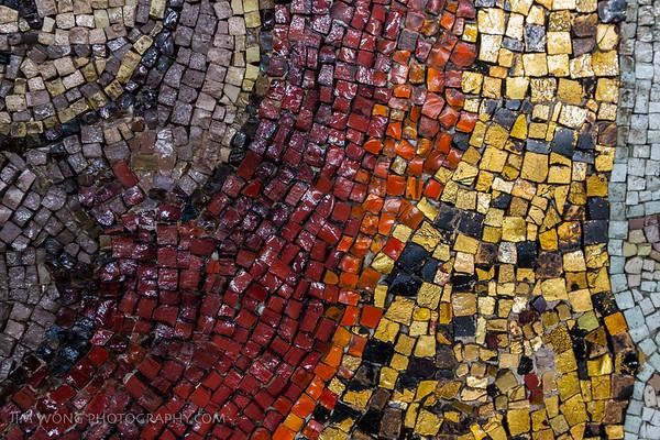 Mosaic, Vatican Museums