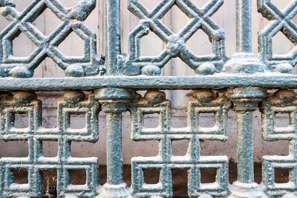 Window bars, Seville