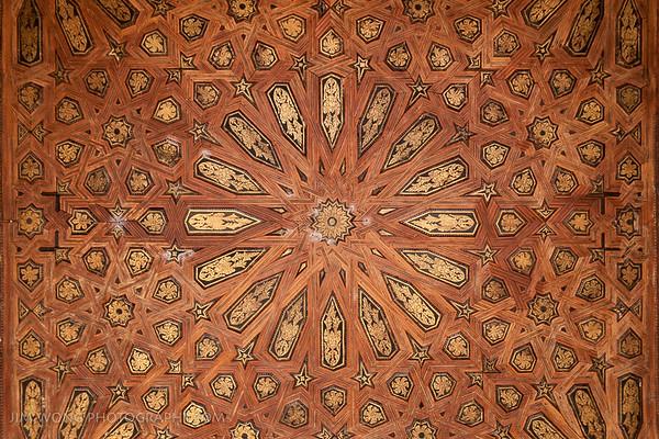 Comares Palace, Alhambra, Granada