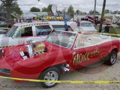 The Monkee Mobile, A George Barris Kustom TV Show Car