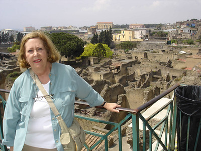 Italy with Luthers, April, 2006