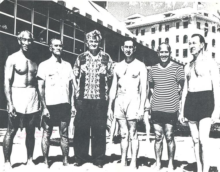 Walter J. Macfarlane Canoe Regatta 1943