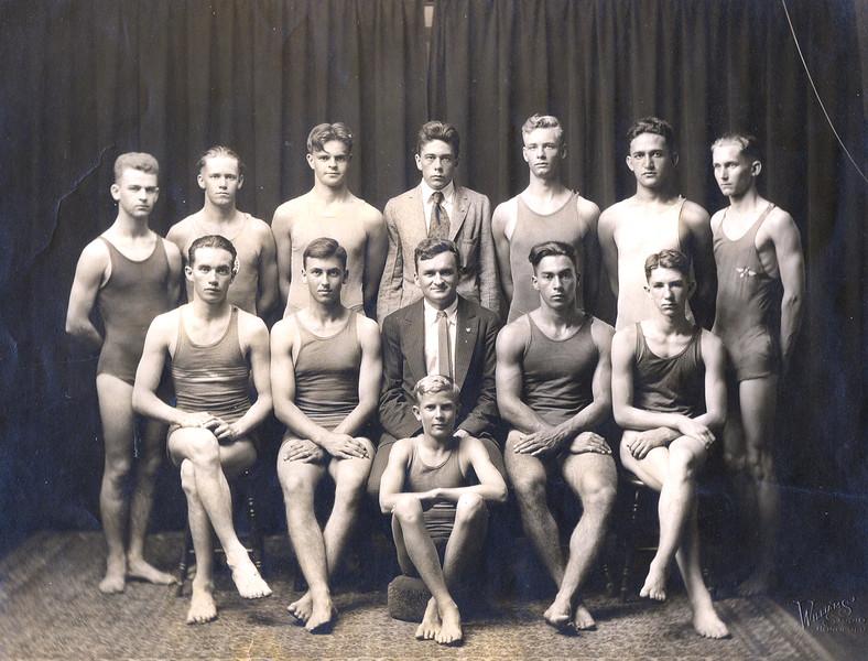 OCC Swim Team c1920