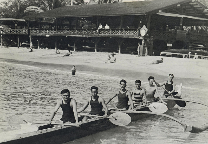 OCC Canoe Racing Team