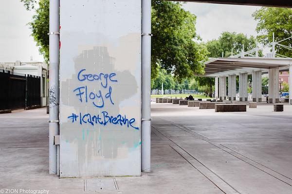 George Floyd, Black Lives and Livelihoods Matter