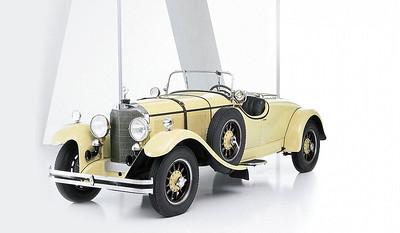 1926 Mercedes 24100140 hp