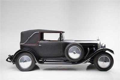 1927 Mecedes 630 K
