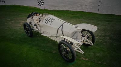 1914 4 4L Mercedes GP Racer