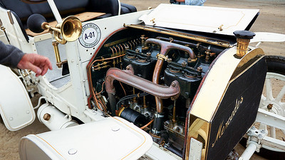 1901 Simplex I4 motor 2