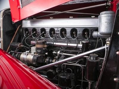 1934 500 K Engine