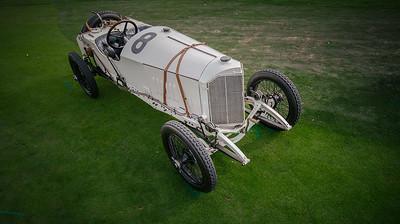 1914 4 4L Mercedes Racer