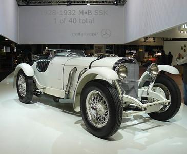 1928-32 Mercedes-Benz SSK 7 1L I-6 Supercharged 1 of 40