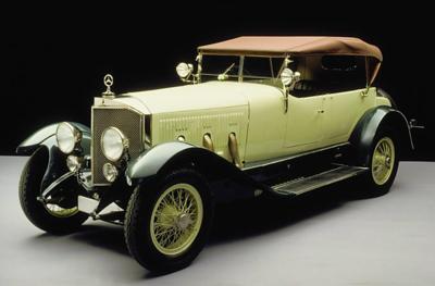 1914-1924 Mercedes I6 2895 hp (590 units)