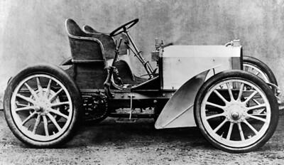1901 Mercedes 35 hp Racer