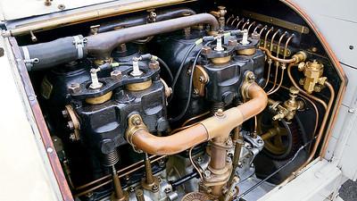 1901 Simplex I4 motor 1