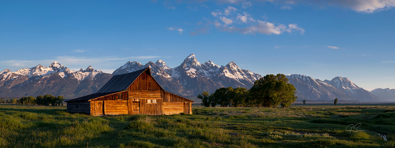 RISE AND SHINE - Grand Teton National Park, WY