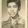 George, Senior Portrait