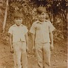 George and Brother Mike