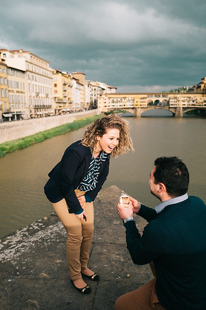 George + Viki Proposal