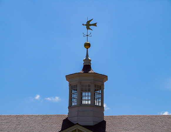 Cupola, Main House, George Washington's Mount Vernon, VA