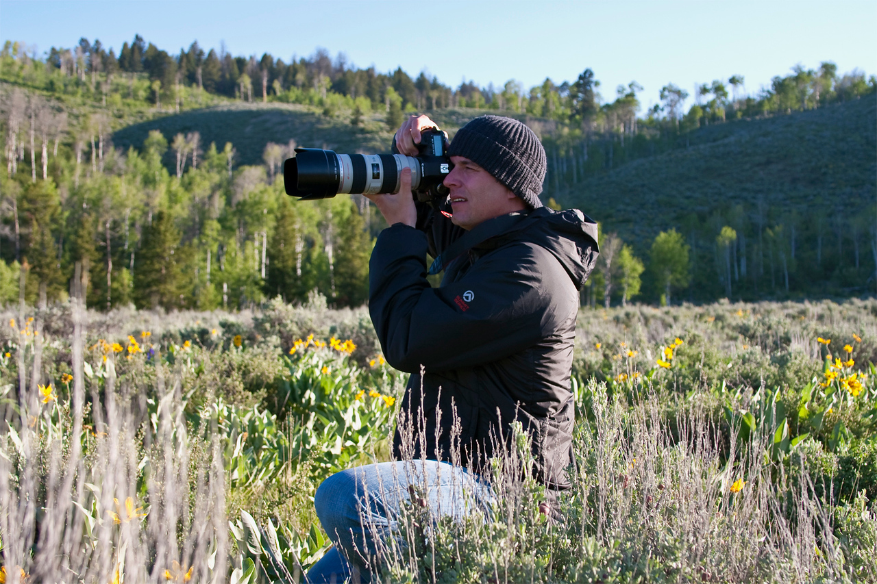 Photographing the Grand Tetons