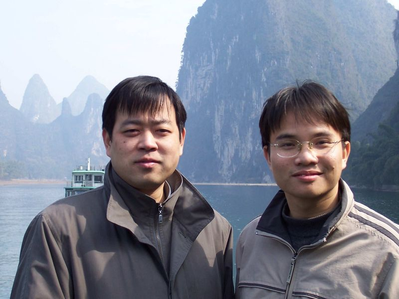 000_My Guilin and Yangshuo Tour Guides Andy and ChuJing (2)