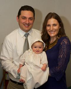 Sienna's Baptism