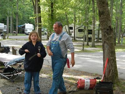 Camping 6-1-2012