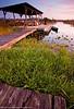 Bluff Lake Shelter, Okefenokee Swamp, Georgia