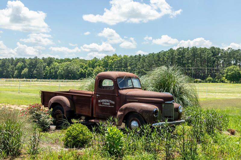 Veteran Pickup at Washington Farms