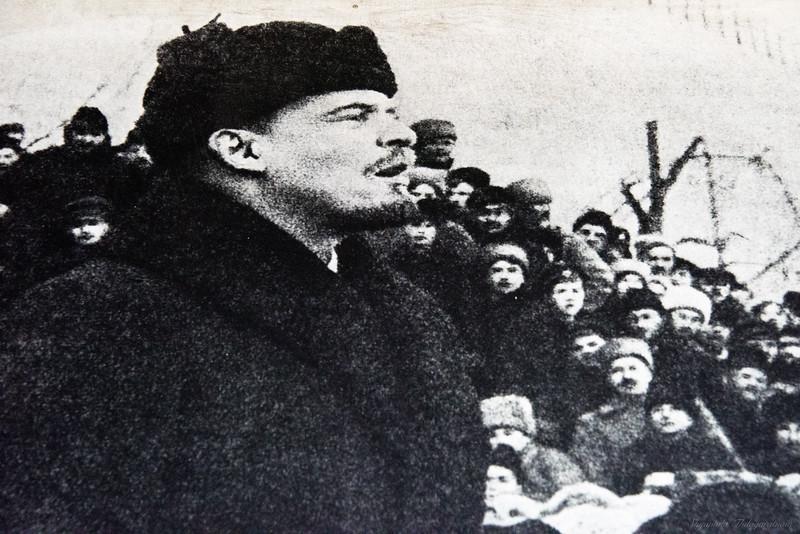 Leonardo diCaprio could be Lenin?