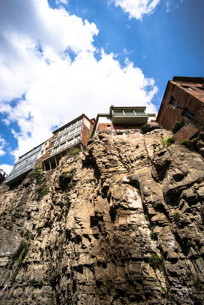 Living on the edge in Tbilisi