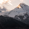 Sunstruck Mt Kazbegi