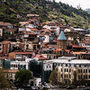 Tbilisi had such diverse architecture - from medieval to Stalinist - sometimes all together on one hill.