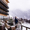 Cold contemplation - Rooms Hotel, Kazbegi