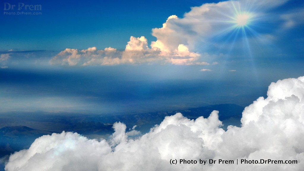 The Sun Kissed Romance Of The Cumulus