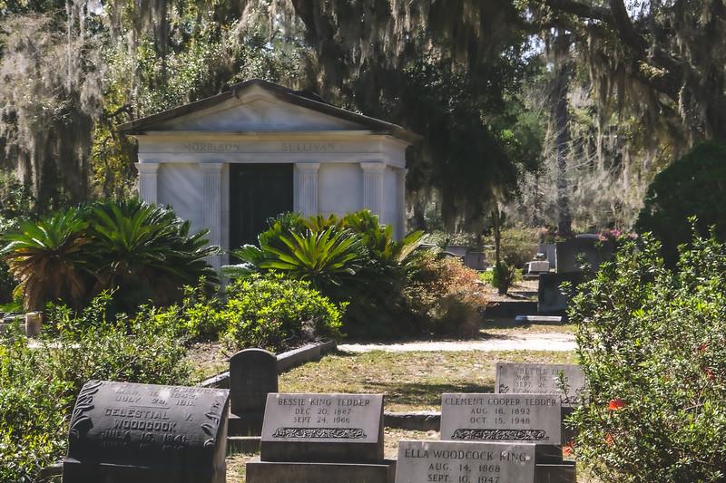 Bonaventure Cemetery in Savannah Georgia