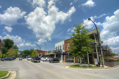 Downtown Chickamauga, GA
