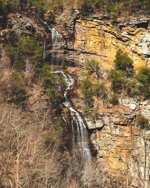 Cloudland Canyon State Park in Rising Fawn Georgia