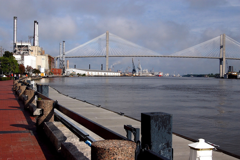 Savannah, GA (Chatham County) 2007
