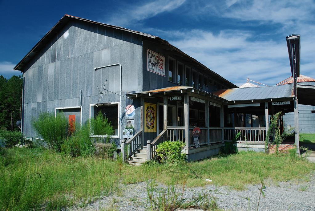 Evans County (GA) August 2008