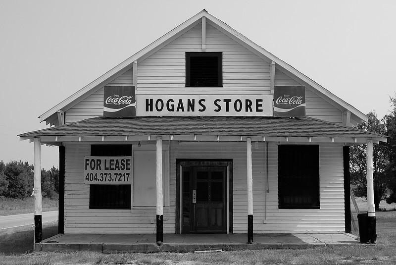 Hogan's Store, Oglethorpe County (GA) 2007