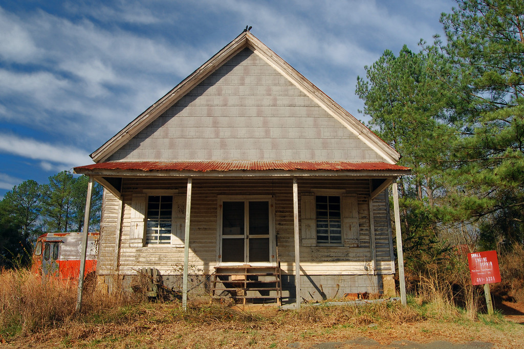Veazey, GA (Greene County) 2008