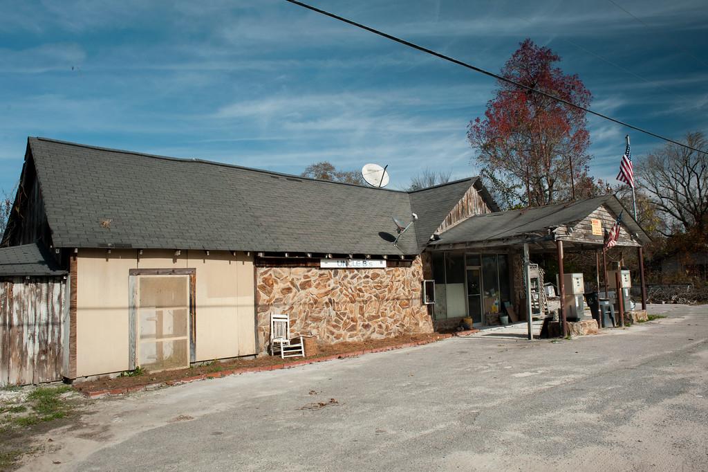 Toomsboro, GA (Wilkinson County) December 2015