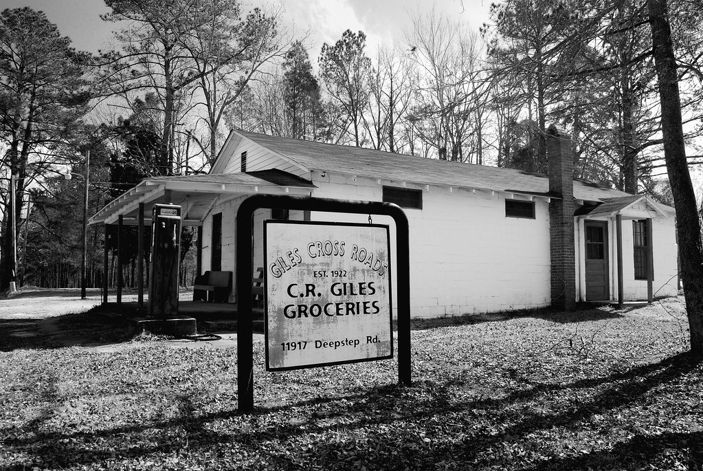 Giles Crossroads, GA (Washington County) 2008