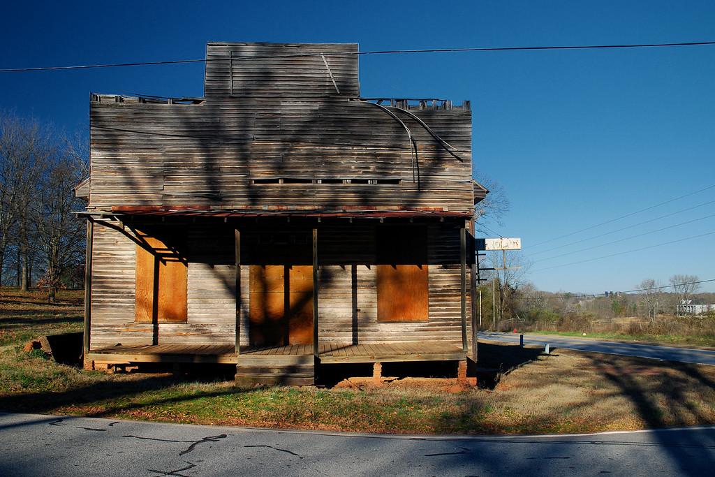 Bostwick, GA (Morgan County) December 2008