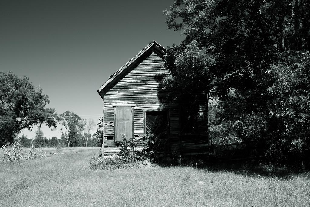 Robinson, GA (Taliaferro County) October 2009