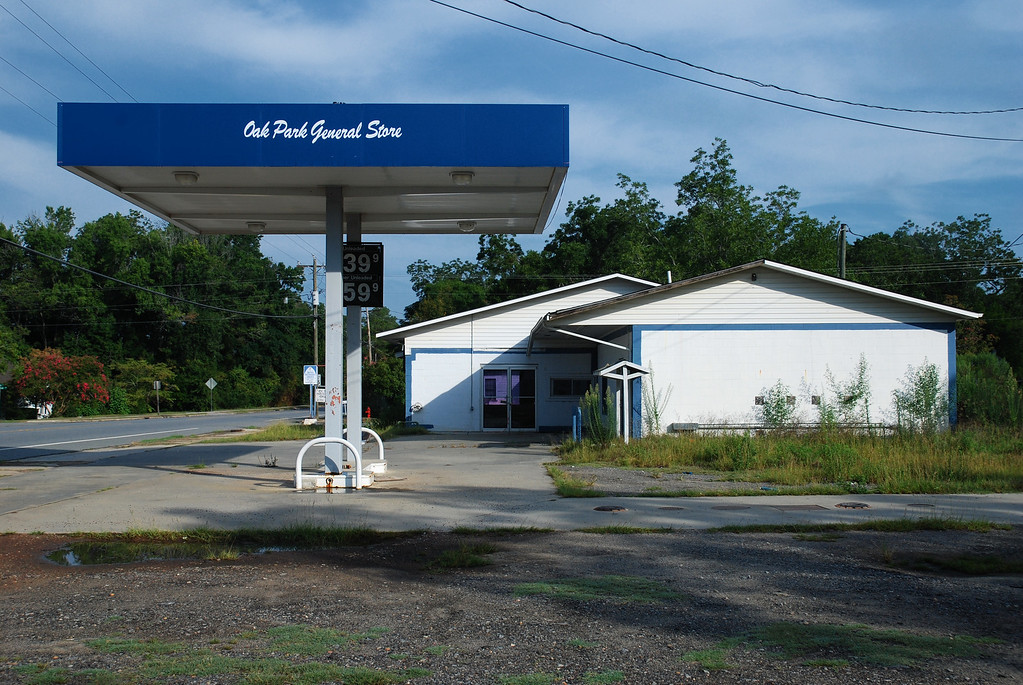 Oak Park, GA (Emanuel County) August 2008