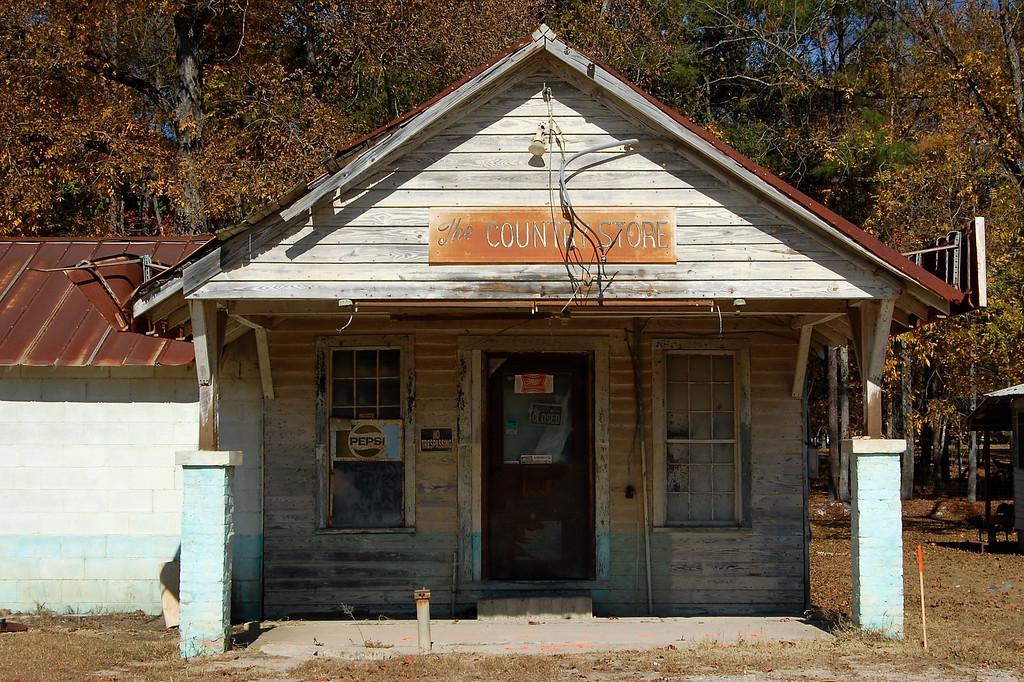 The Country Store (Washington County, GA). 2007