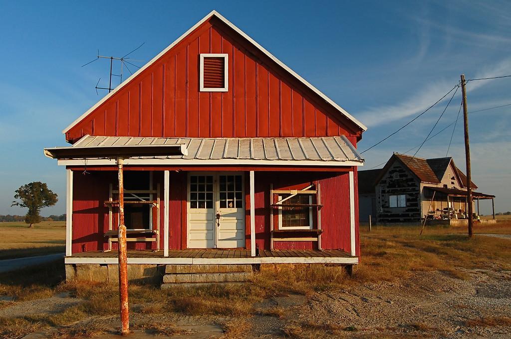 Gholston Stand, Madison County (GA) 2007